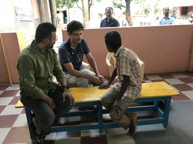 Mission health trip and lifestyle treatment – South India